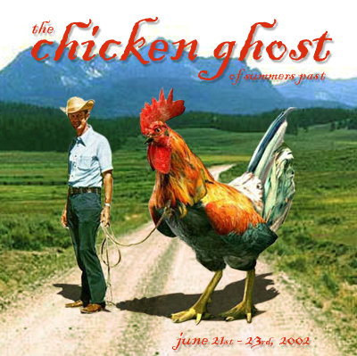 The Chicken Ghost of Summer's Past
